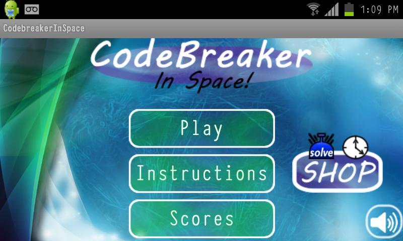 Code Breaker In Space- screenshot