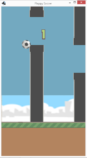 Flappy Soccer