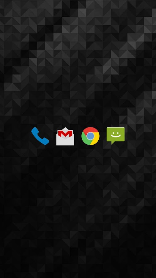 Holo Icons (Nova/Apex/Go/ADW) - screenshot