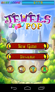 Jewels Pop - screenshot thumbnail