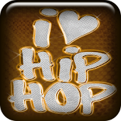 I Love HipHop Bling Theme