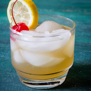 Ginger Whiskey Sour