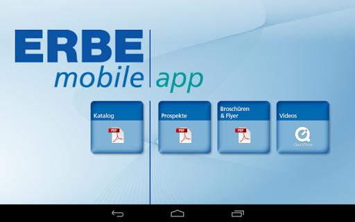 ERBE Produkte