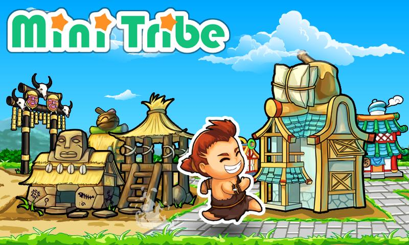 Mini Tribe - screenshot