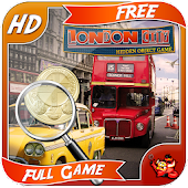 London City Hidden Object Game