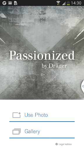 Passionized by Dräger