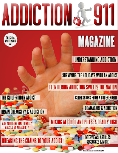 Addiction 911 Magazine
