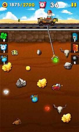 Gold Miner Free 1.5.065 screenshot 206240