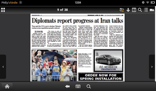Philadelphia Inquirer Replica  screenshots 10