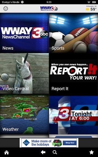 WWAY NewsChannel 3
