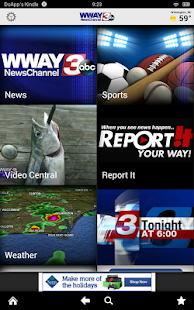 WWAY NewsChannel 3 - screenshot thumbnail