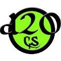 d20 Character Sheet logo
