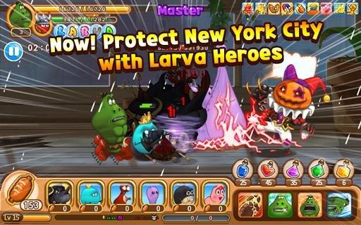 Larva Heroes: Lavengers  screenshots 14