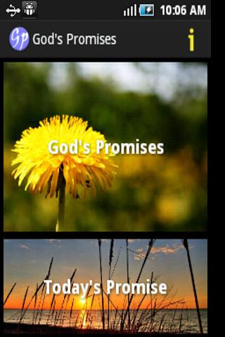 God's Promises in the Bible 1.04 screenshots 1