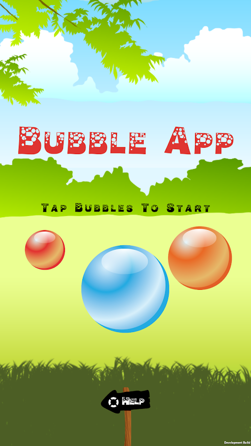 Bubble Up- screenshot