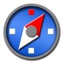 Smooth Compass icon