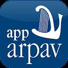 App ARPAV Meteo icon