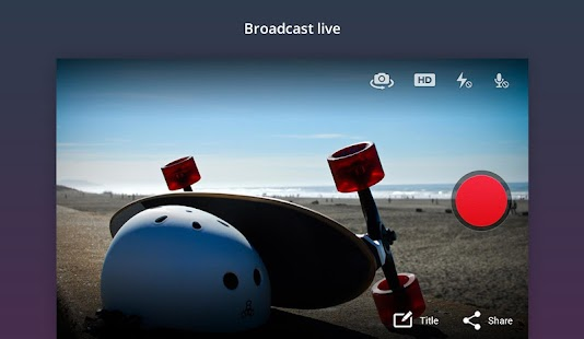 Ustream - screenshot thumbnail