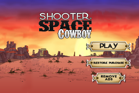 Shooter Space Cowboy
