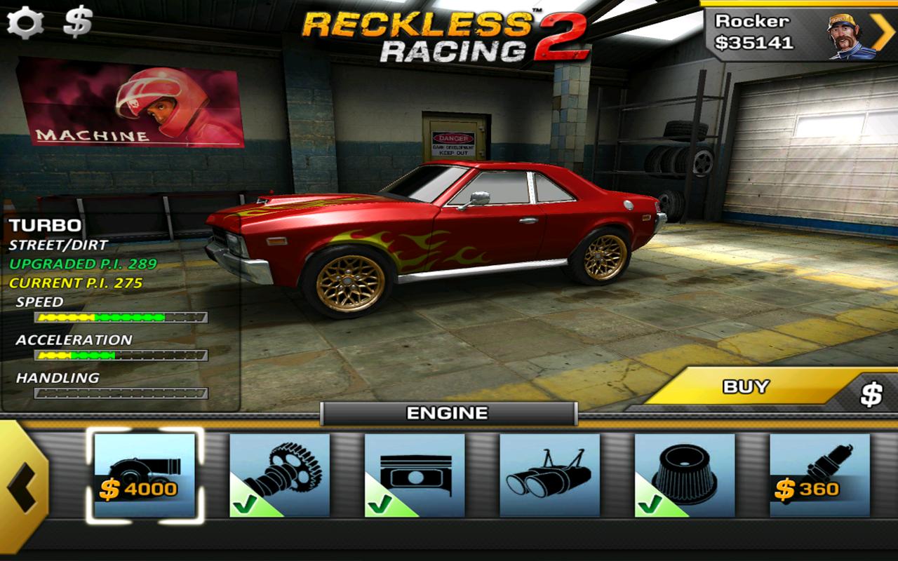 Reckless Racing 2 screenshot #19