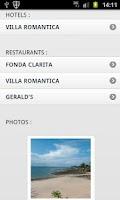 Screenshot of Travel Panama Guide