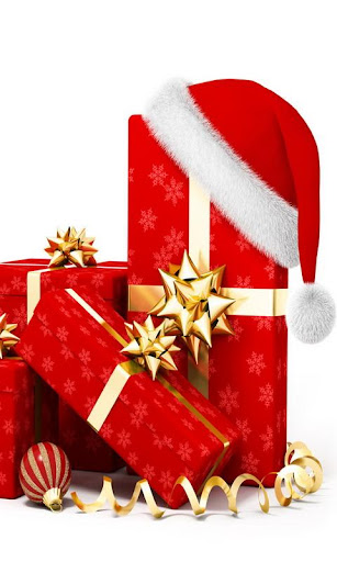 Gifts For Christmas Wallpaper