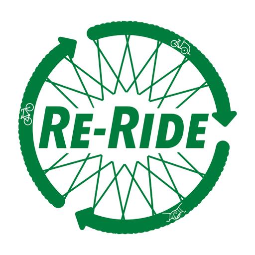 Re-Ride LOGO-APP點子