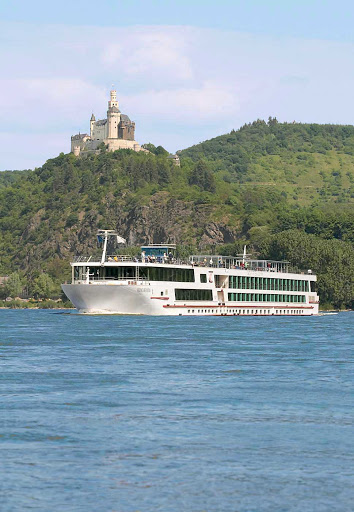 Viking-Helvetia-Marksburg-Castle - Discover Marksburg Castle, built in the early 12th century, during a European river cruise aboard Viking Einar.