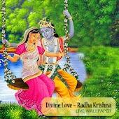 Divine Love Radha Krishna LWP