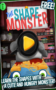The Shape Monster - screenshot thumbnail