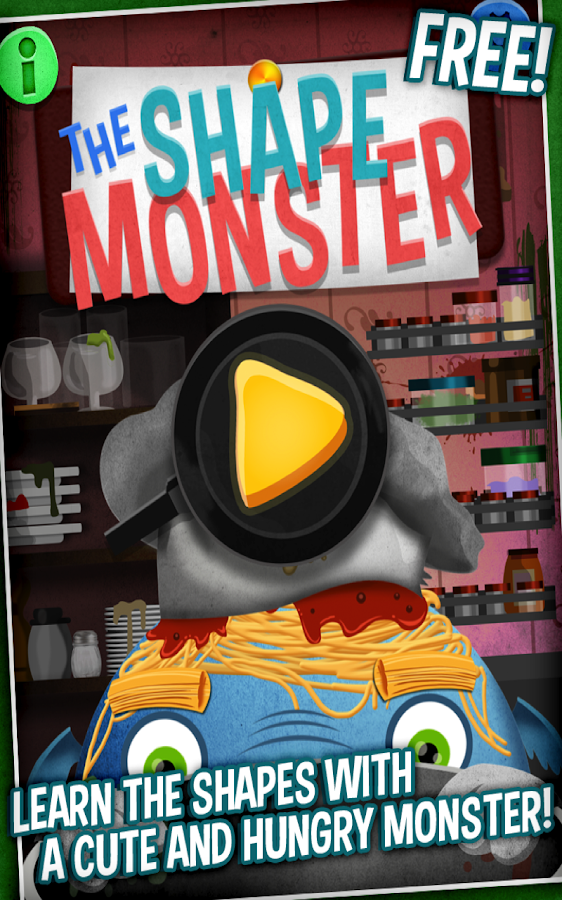 The Shape Monster - screenshot
