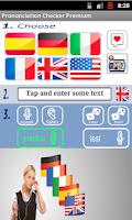 Screenshot of Pronunciation Checker Free