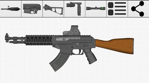 Weapon Builder 5 screenshots 9
