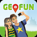 GEOFUN - geolocation games icon