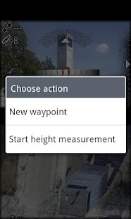 AR GPS Compass Map 3D- screenshot thumbnail