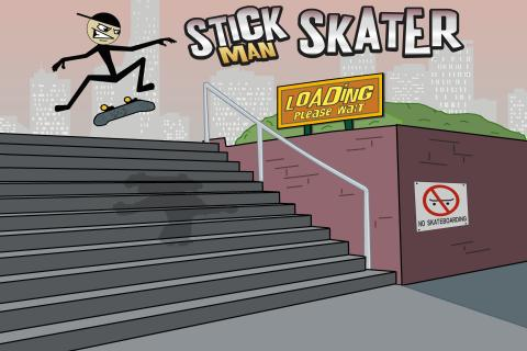 Stickman Skater 1.4.7 screenshots 1