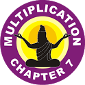 Vedic Maths - Multiplication 7 icon
