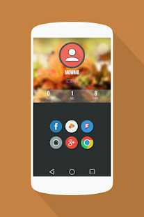 NAXOS FLAT ROUND - ICON PACK Screenshot 12
