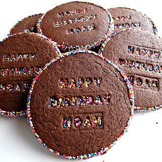 Celebration Sprinkle Cookies