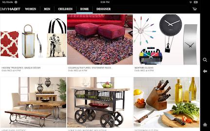 MYHABIT - Designer Brands Screenshot 8