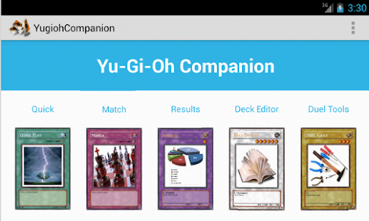 Yugioh Companion - screenshot thumbnail