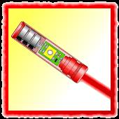 Laser Refraction