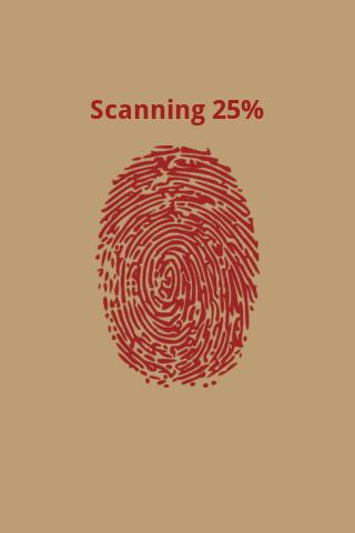 Finger Scanner - Past Life- screenshot