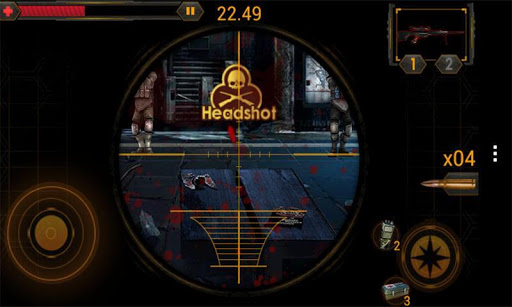 Commando Sniper Zombie Shooter