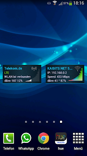 Network Signal Info - screenshot thumbnail