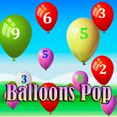 Balloon poping game Free