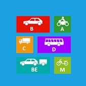 Führerschein 2014 A B C D Mofa