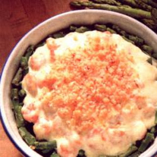 Shrimp and Asparagus Casserole.