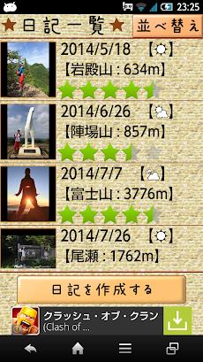 登山日記 〜二合目〜のおすすめ画像3