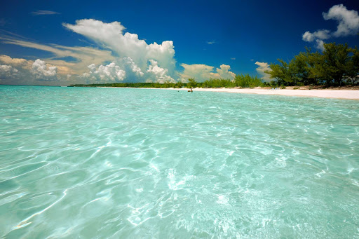 Half-Moon-Cay-Bahamas - Cruise the Bahamas and spend a day swimming, sunning and snorkeling at the beautiful beaches at Half Moon Cay.